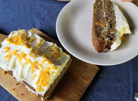 Mitä terveellinen syöminen maksaa? + Ellan spesiaali: porkkanakakku (G)