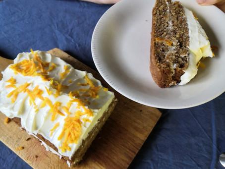 Mitä terveellinen syöminen maksaa? + Ellan spesiaali: porkkanakakku (gluteeniton)