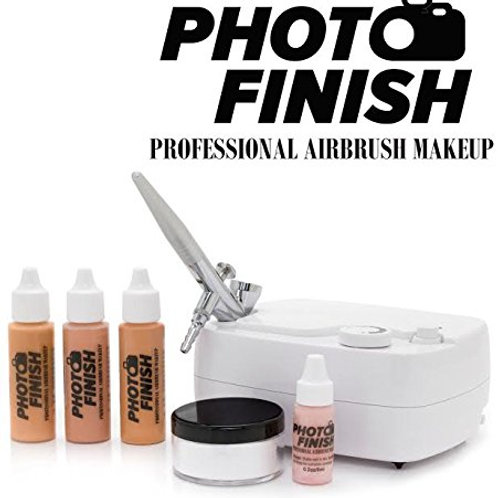 Airbrush Basic Kit (Medium Shades)