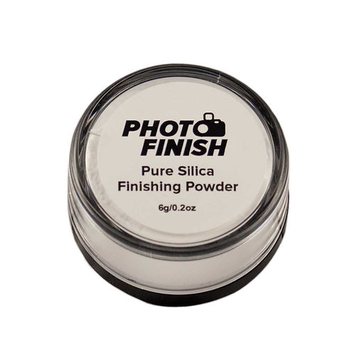 Pure Silica Finishing Powder