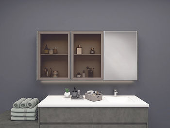 Signature Mirror Cabinet