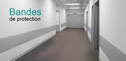 Protection murale hôpital