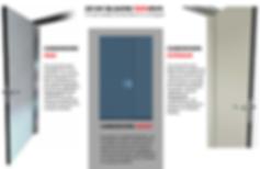 puertas policarbonato