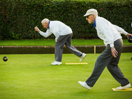 Old Basing Bowling Club – Fancy Giving Bowls a Try?