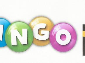 AFGELAST - De oktober BINGO komt eraan! - AFGELAST