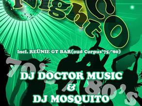 MFC Disco Night incl. reünie GT bar
