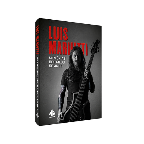 Livro Luis Mariutti