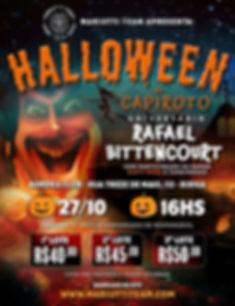 Halloween do capiroto