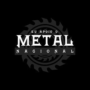 Eu apoio o Metal nacional