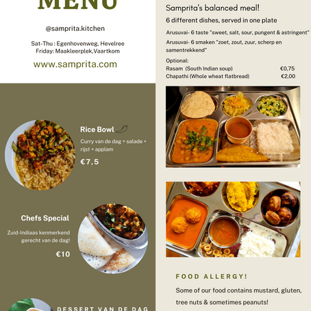 Dine-in from 1st October