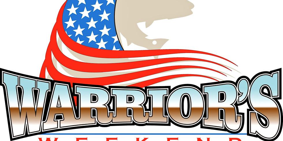 Warrior's Weekend XV!!