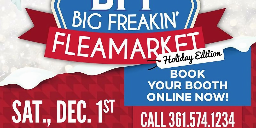 Big Freakin' Flea Market