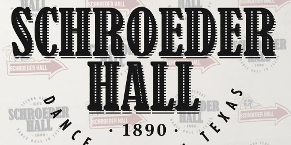 Schroeder Hall Veteran Day Dance