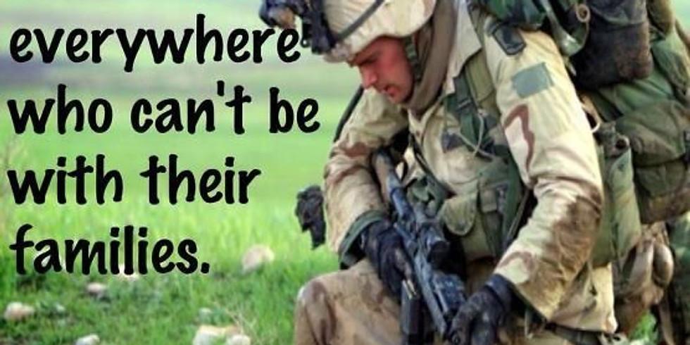 Thanksgiving for Veterans