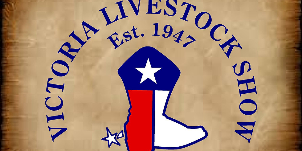 Victoria Livestock Show Vendor Booth