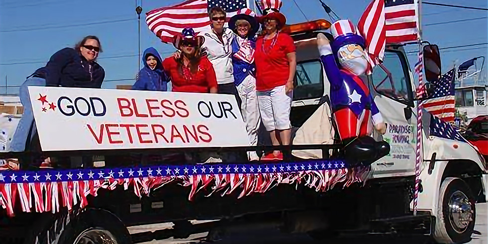Veterans Day Parade and Luncheon