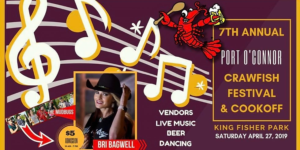 Crawfish Festival & Cookoff