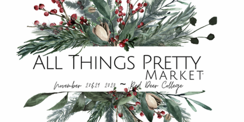 All Things Pretty Holiday Market