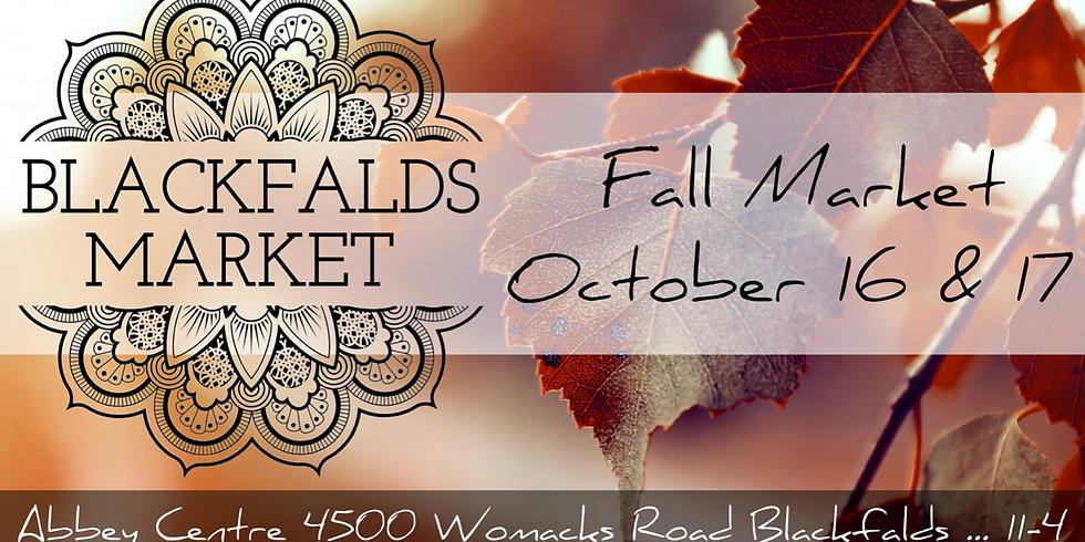 Blackfalds Fall Market