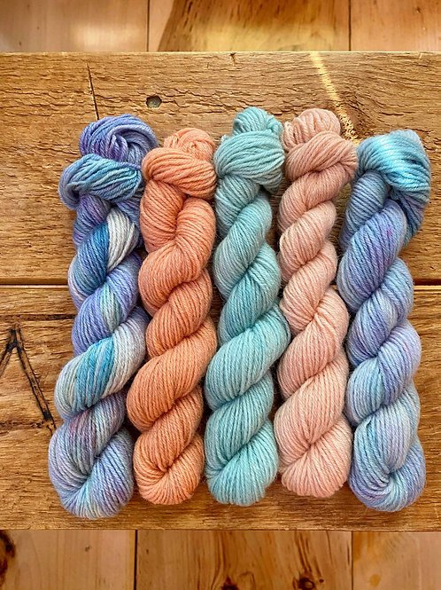 Spring Mini-Skein Set