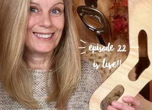 Knitting Podcast Episode 22 October Newsletter