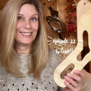 Knitting Podcast Episode 22 October Newsletter
