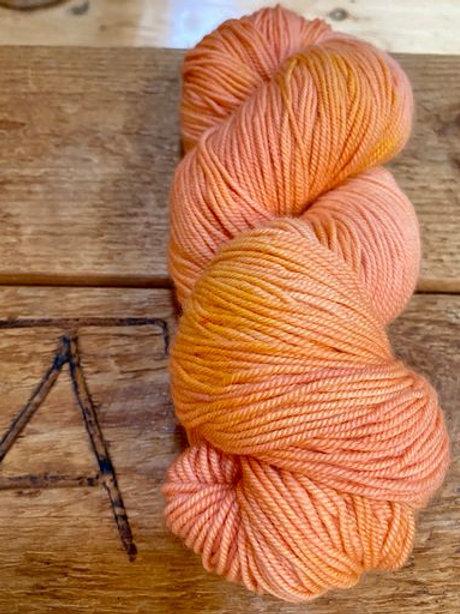 Sport Yarn 3-ply Coral Variegated