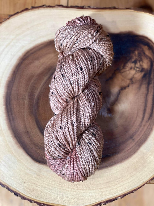 Aran Yarn Vintage Tea Rose
