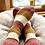 Thumbnail: Magic Heel Socks DK Knitting Pattern (uses DK wt yarn)