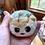 Thumbnail: Woodland Deer Felted Sheep Milk Soap