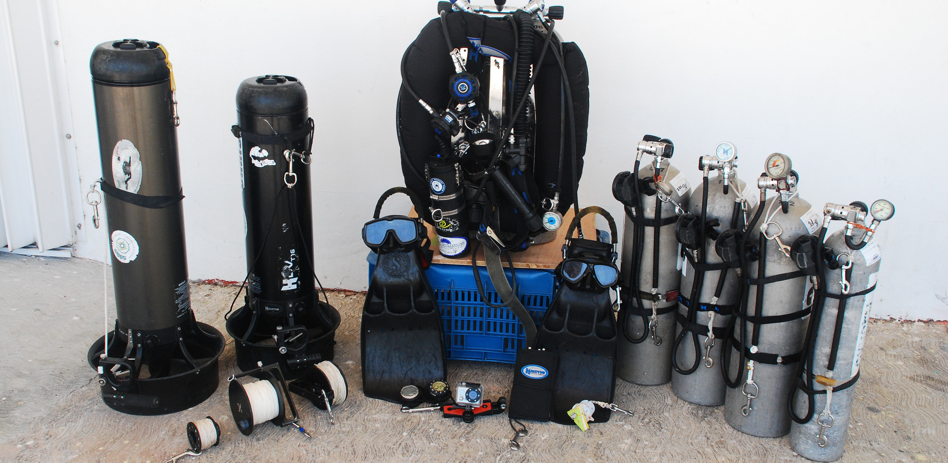 Cave gear