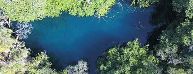 Sistema Ox Bel Ha, Cenote Xeh