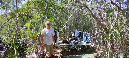 Sistema Ox Bel Ha, Cenote Gea 2019