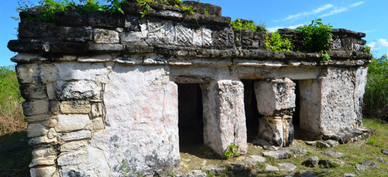 Xlapac Temple, Sian Ka'an