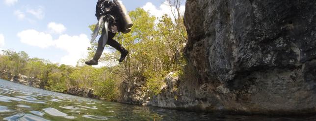 Sistema Ox Bel Ha, Cenote Esmeralda