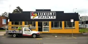 Luxury Paints
