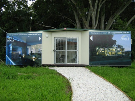 Arbour sales office