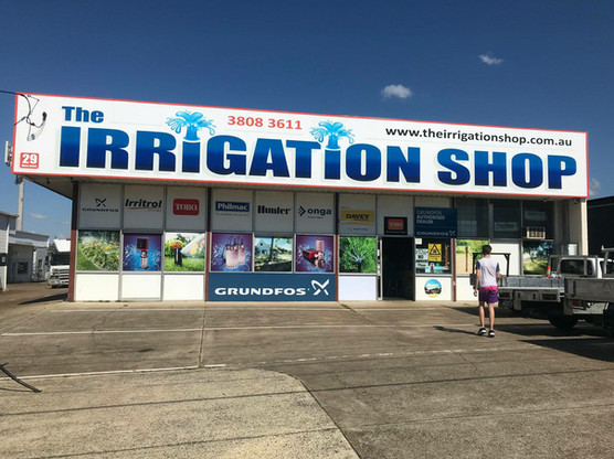 The Irrigation Shop