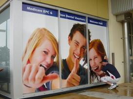 Shopfront digital display