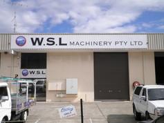 W.S.L Machinery PTY LTD