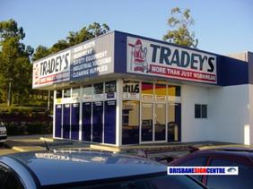 TRADEY'S