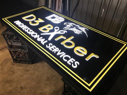 D3 Barber