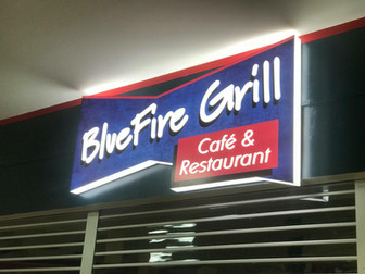 BlueFire Grill