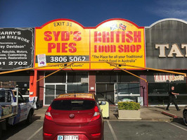 SYD'S Pie's