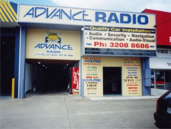 Advance Radio
