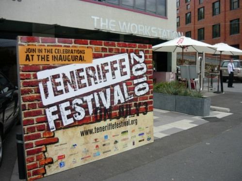 Teneriffe Festival 2010