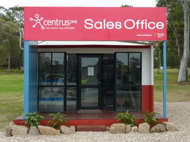 Cenrus sales office