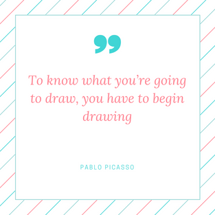 On knowing what to draw...