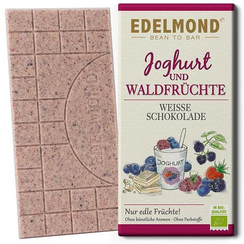 Joghurt & Waldfrüchte, Weiße Schokolade, Bio