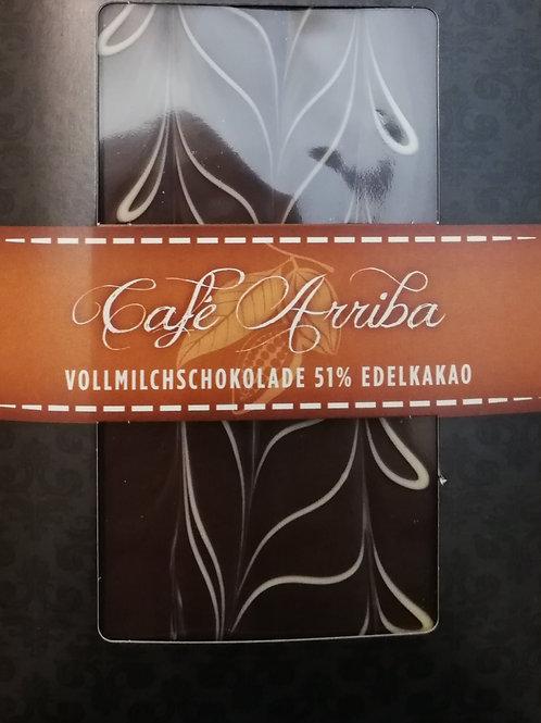 Café Arriba Schokolade
